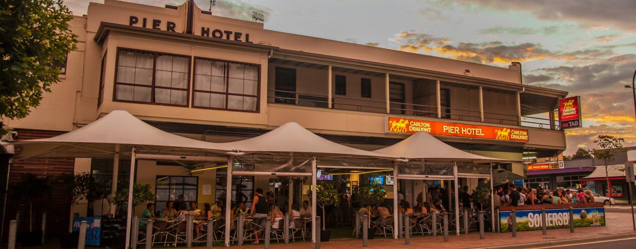 Pier Hotel Al Fresco Port Lincoln
